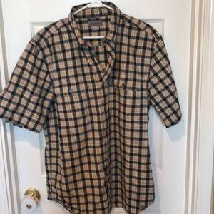 Carhartt  Large Relaxed Short Sleeve Shirt